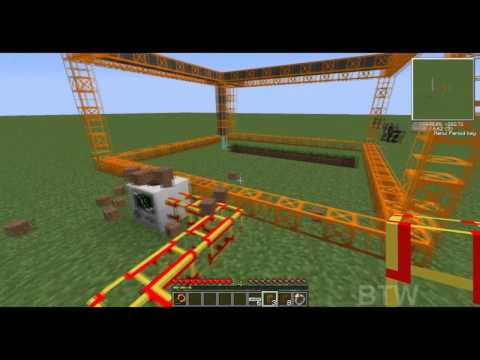 Modded Minecraft - Tutorial - Converting IC2 power to BC