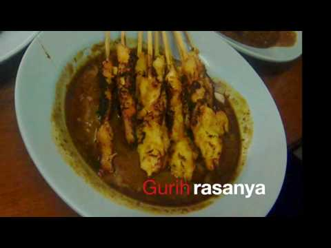 Video SATE KLOPO ONDOMOHEN SURABAYA