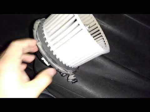 ¿Cuál es el motoventilador de la calefacción y aire acondicionado del tiida? FUNCIÓN,FALLAS Y PRECIO
