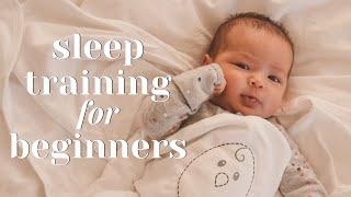 How to START Sleep Training For Naps   basic tips for beginners
