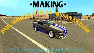3500 Hp Gtr Car Parking Th Clip