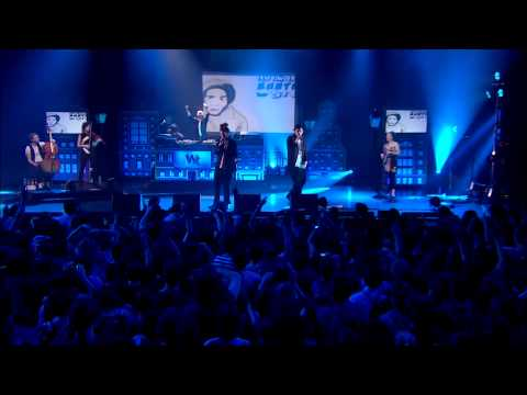 27 - WAX TAILOR feat A.S.M - Positively Inclined (Live Paris, Olympia 2010)