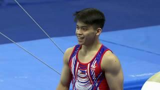 SEA Games 2019: Carlos Yulo's Performance in Vault, Parallel Bar and Horizontal Bar
