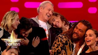 The Most Heart-Warming Moments On The Graham Norton Show   Part One