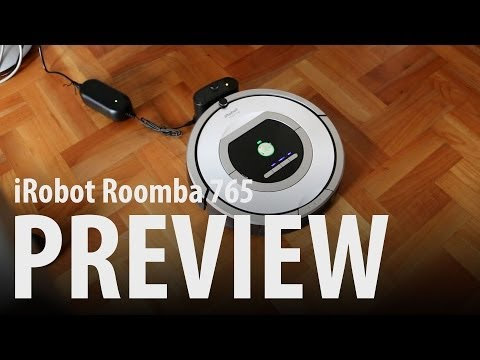 iRobot Roomba 765 : Unboxing & Hands-on