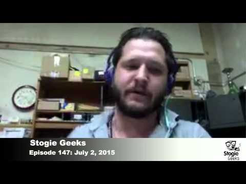 Stogie Geeks Episode 147 - Interview with Tony Bellatto