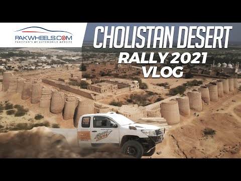 Cholistan Jeep Rally 2021 | Vlog | PakWheels