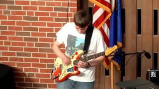 Voodoo Child- Jimi Hendrix LIVE by Jack Misukanis