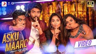 Asku Maaro Video | Kavin, Teju Ashwini | Dharan Kumar | K. Sivaangi | Dongli Jumbo | Sandy