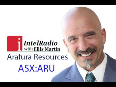IntelRadio's Ellis Martin interviews Arafura Resources on  ... Thumbnail