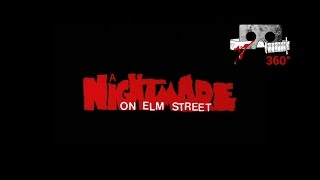 A Nightmare On Elm Street VR 360 horror