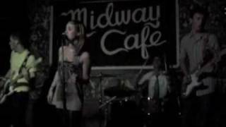 SAME MISTAKE TWICE AT THE MIDWAY CAFE white walls