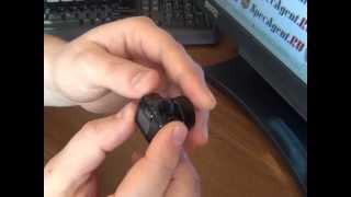 Самая маленькая видеокамера в Мире RS101 скрытая камера