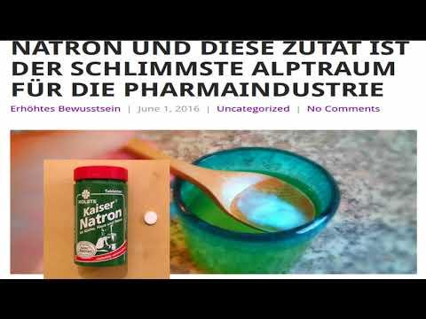 Die Volksmittel der Behandlung der Thrombophlebitis tiefer Venen