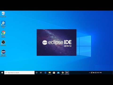 How to Install Eclipse IDE on Windows 10
