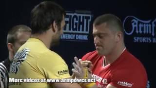 Armfight #42 - Devon Larratt vs Andrey Pushkar - World Champion title fight