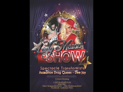 Extrait show drag queen