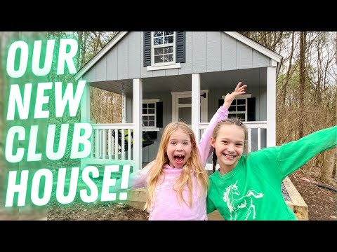 The Kids' New Clubhouse !!!