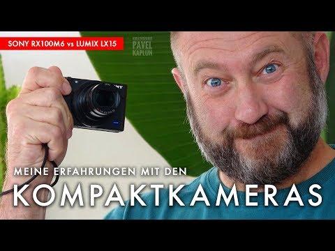Meine Erfahrungen mit Kompaktkameras
