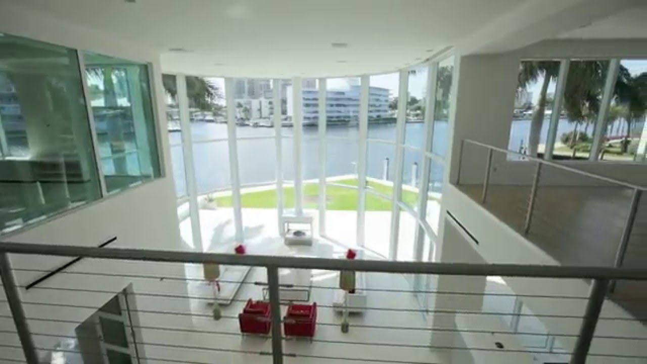 Fort Lauderdale Luxury Waterfront Property