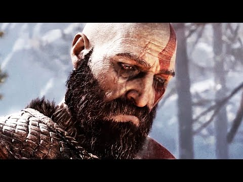 God of War 4 Kratos Reveal His True Nature Who He Really is (PS4 2018)