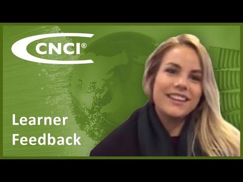 Certified Network Cable Installer (CNCI) Learner Feedback - Sammi ...