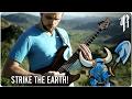 Shovel Knight Strike the Earth  Metal Cover  RichaadEB