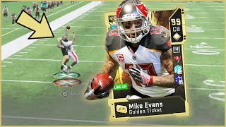 It's LITERALLY Impossible To Score On Golden Ticket Mike Evans! (Madden 20)