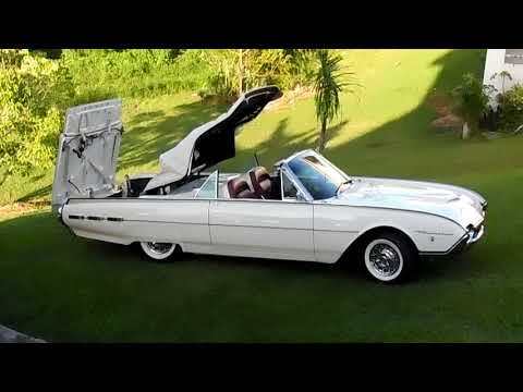 Video of '62 Thunderbird located in Puerto Rico - MHQG