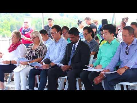 Video: U.S. citizenship ceremony held aboard U.S. Coast Guard cutter Escanaba