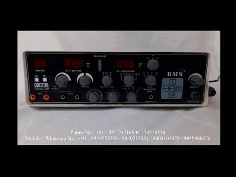 Combo IFT US TENS Russian Current Unit