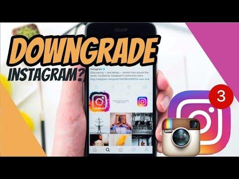 mp4 Instagram Apk Downgrade, download Instagram Apk Downgrade video klip Instagram Apk Downgrade