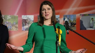 video: The sharp rise and even sharper fall of Jo Swinson