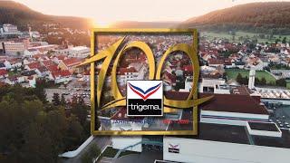 TRIGEMA: Seit 100 Jahren die Marke mit Verantwortung