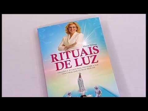 RITUAIS DE LUZ - Novo livro de Maria Helena já está à venda!
