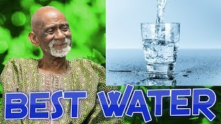 Dr Sebi Explains What Type Of Water Is Best To Drink