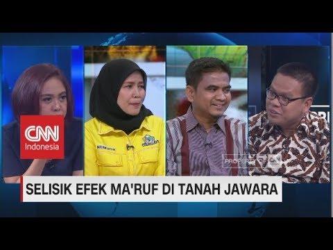 Posisi Jokowi-Prabowo Bersaing, Pengamat: Ma'ruf Punya Keunggulan di Tangerang
