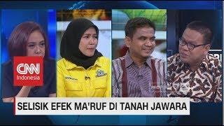 Download Video Posisi Jokowi-Prabowo Bersaing, Pengamat: Ma'ruf Punya Keunggulan di Tangerang MP3 3GP MP4