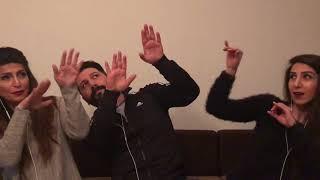 Telli KILIÇ Feat. Murat KILIÇ & Zümrüt KILIÇ - Halay 2018 YENI