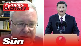 China's COVID-19 cold war with Australia explained - Peter Jennings interview BQ #16