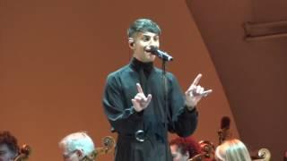 Pentatonix – Aha! w/ Christus Factus Est opening – Hollywood Bowl Los Angeles, CA 7-3-2017