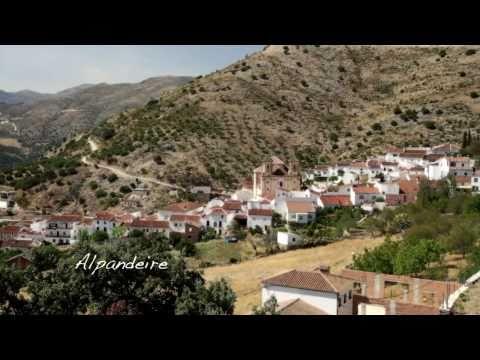 Alpandeire: Situado en la Serranía de Ronda