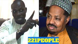 Kawtef: Serigne Moustapha taxe Ahmed Khalifa Niass de fumeur de chanvre indien....