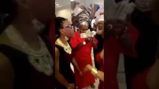 Африканская свадьба Кайфуем))