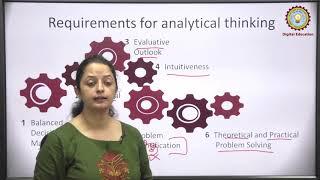 Analytical Thinking By Dr. Nilakshi Goel   AKTU Digital Education