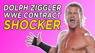 Dolph Ziggler WWE Contract SHOCKER