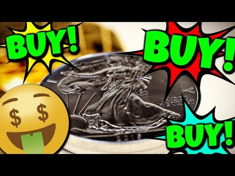 NOW is the PERFECT time to BUY SILVER!