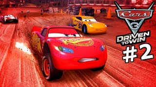 MISS FRITTER BOSSKAMPF – Lets Play CARS 3 Deutsch #2 | CARS 3 Driven to Win PS4 Pro Gameplay German
