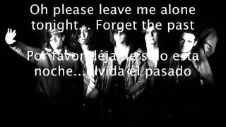The Strokes - Red light (lyrics)