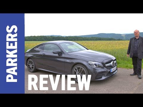 Mercedes-Benz C-Class Coupé Review Video